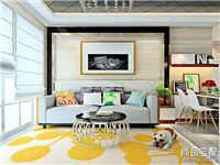 沙发背景墙效果图壁纸怎么选
