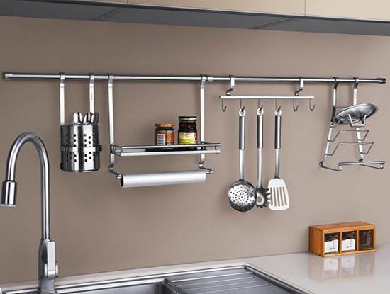 厨房置物架图片