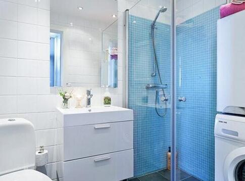 小卫生间淋浴房效果图