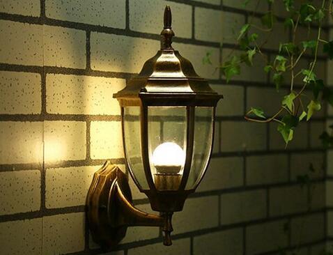 室外壁灯尺寸一般是多少