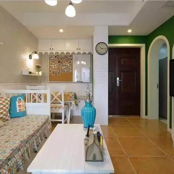 54平两室两厅家居装修