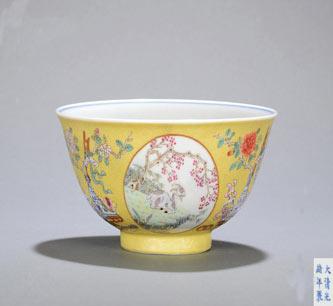 陶瓷工艺品图片哪种送人比较好