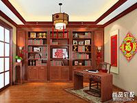 古典书房设计怎么做?