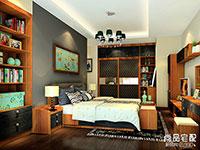 卧室飘窗图片 卧室飘窗装修图片