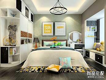 房间装饰墙贴哪种有助于睡眠
