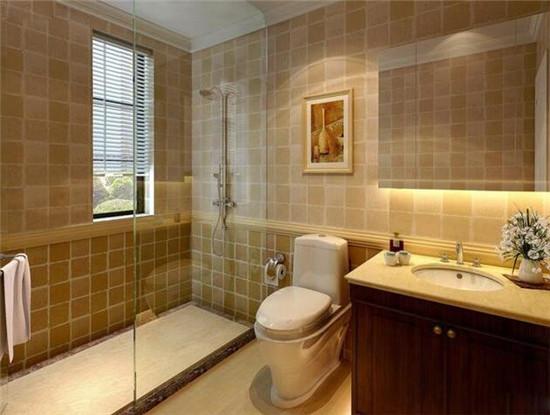 卫生间瓷砖颜色搭配怎么选?