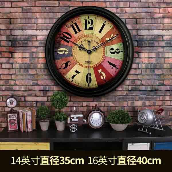 客厅挂钟图片及价格