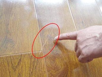 木地板有划痕烦人?老师傅的方法很管用