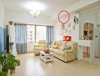 沙发要这样摆才对,怪不得你家越住越穷!