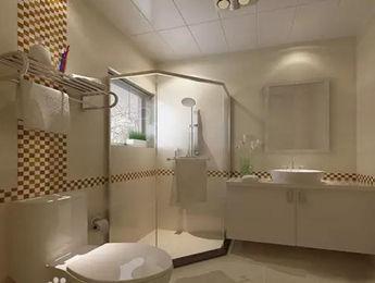 卫生间厨房不适合吊顶,吊顶也要看情况。