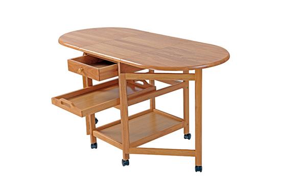 家庭用可折叠餐桌好不好?