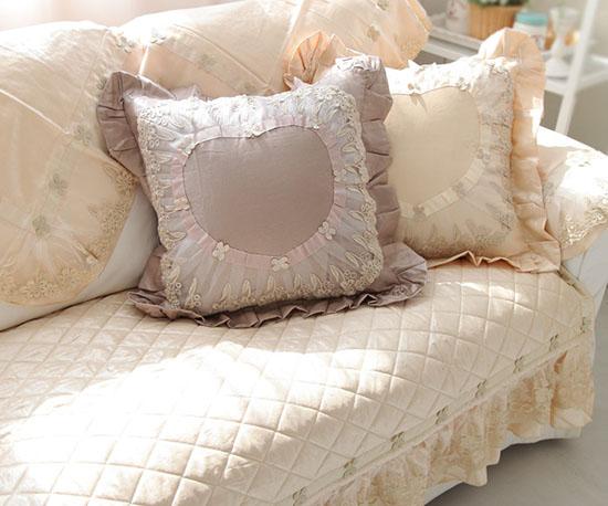 欧式沙发垫图片