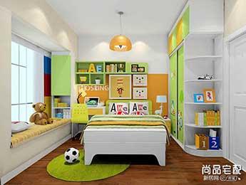 儿童卧室设计图片大全