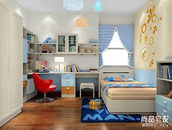 儿童卧室装修效果图小户型