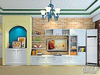 客厅装饰墙贴哪种好看