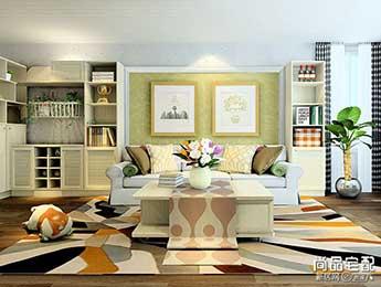 欧式布艺沙发图片哪种好看