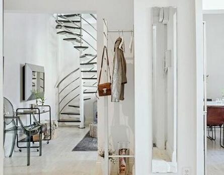 旋转楼梯尺寸一般是多少