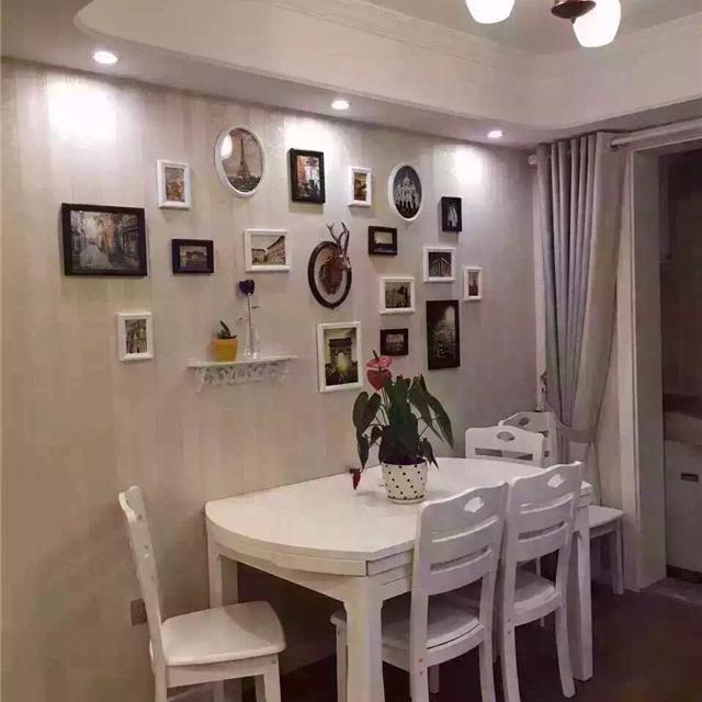 简约风格的客餐厅设计