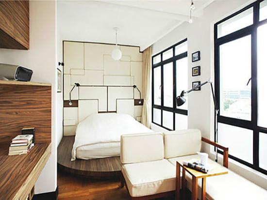 日式榻榻米卧室欣赏