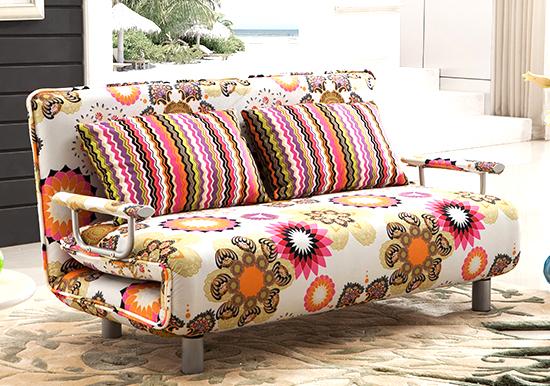 折叠沙发图片
