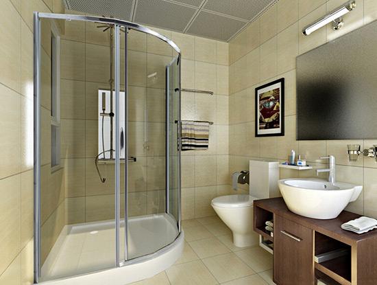 卫生间淋浴房尺寸一般是多少?