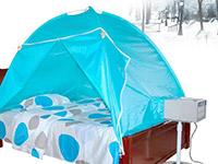 蚊帐也可以当空调?也是第一次听说