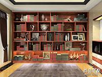 书房装修设计图大全
