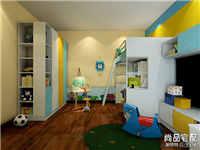 男孩儿童房设计怎么做?