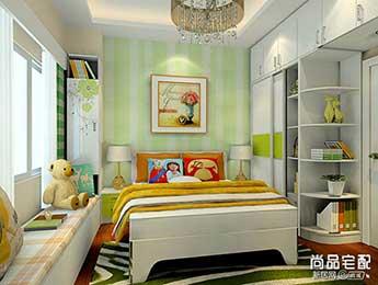 卧室带飘窗的卧室装修图