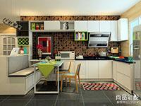 整体厨房设计尺寸怎么算