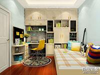 10平米书房装修要怎么弄才不会浪费空间?