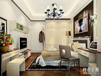 床头壁灯的选择及家居搭配效果图