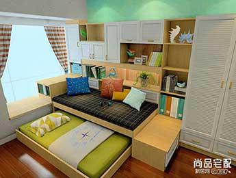 儿童卧室榻榻米设计要注意什么?