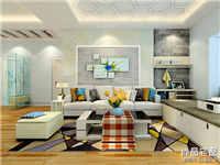 客厅装修设计案例哪家强?