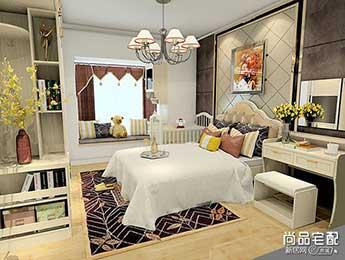2017卧室装修图库大全