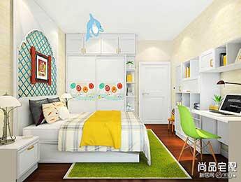 这22款儿童房上下床设计,深受众多父母的喜爱