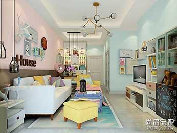 客厅瓷砖用什么颜色好