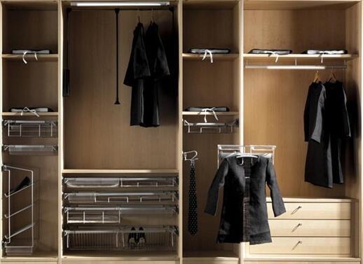 旋转衣柜尺寸一般是多少