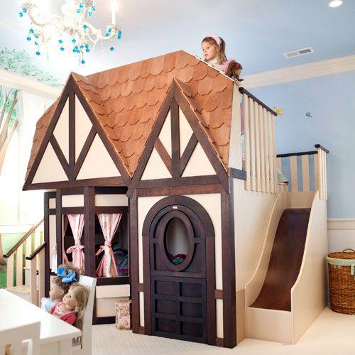 儿童滑梯床尺寸一般是多少