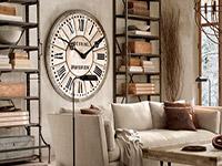 欧式挂钟图片 欧式挂钟风格大全
