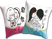 情侣卡通抱枕 情侣卡通抱枕哪种好