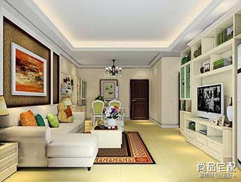 欧式客厅电视柜的风格介绍