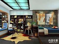 中式书房吊顶怎么设计比较好?