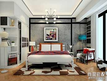 卧室装修效果图欣赏2017