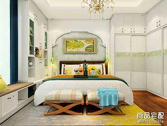 主卧室背景应该怎么设计比较好?