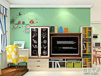 玉兰墙纸装修效果图风格欣赏
