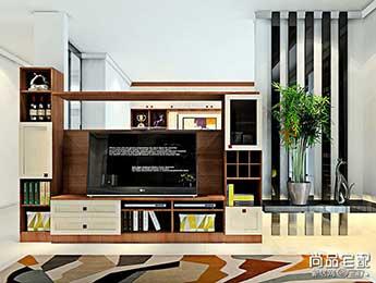 实木电视柜设计图欣赏