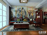 豪华客厅装修样板房一般是哪些风格?