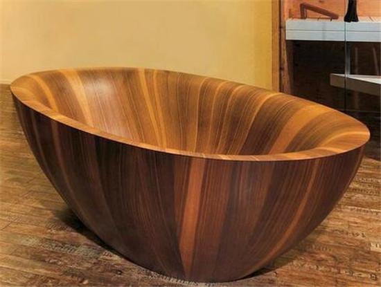 木浴缸哪种好