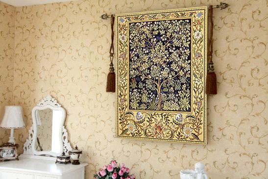 手工艺术挂毯如何选购?
